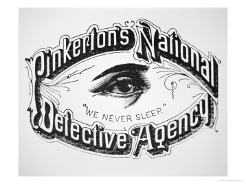 list-pinkerton-private-eye